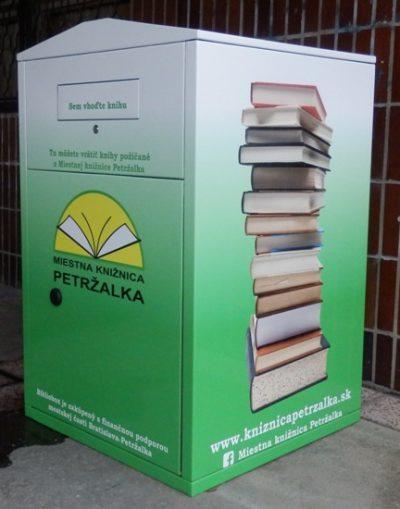 Biblioboxy zatvorené