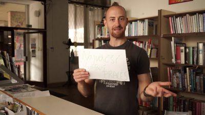 Novinkovač- on line projekt petržalskej knižnice