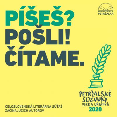 Petržalské súzvuky Ferka Urbánka 2020