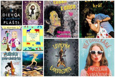 Čas na čítanie – tipy pre deti a mládež