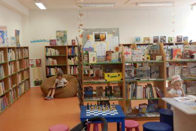 Knižnica opäť otvorená od 13. mája 2020