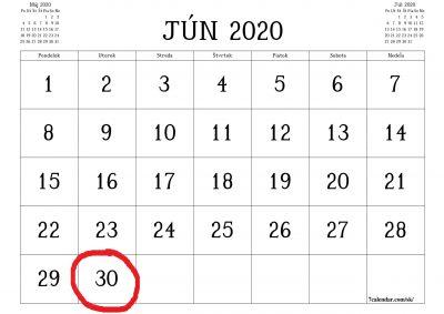 Automatické predĺženie kníh končí 30. júna 2020