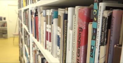 Rozhovor s riaditeľskou knižnice