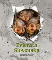 Hyžná, Mariana; Hyžný, Matúš: Zvieratá Slovenska