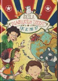 Auer, Margit: Škola magických zvierat : kde je pán M?