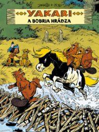 Derib, Job: Yakari a bobria hrádza. 3.