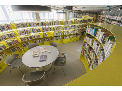 """""""Ocenená rekonštrukcia knižnice"""", výborná správa pre knižnice."""