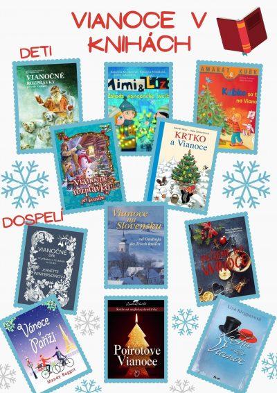 Vianoce v knihách