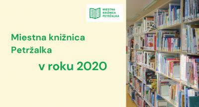 Knižnica v roku 2020