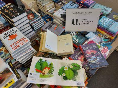 Nové knihy zakúpené s podporou Fondu na podporu umenia