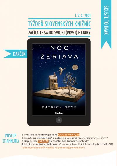 E-kniha ako knižný dar
