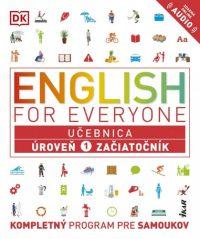 Harding, Rachel: English for everyone : učebnica: úroveň 1 Začiatočník