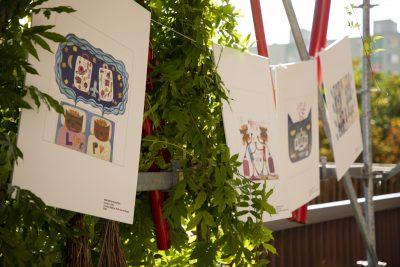 Výstava Najkrajšie knihy Slovenska 2020 otvorená