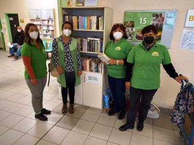 Týždeň dobrovoľníctva podporila aj Petržalská knižnica