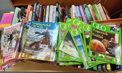 Nová klubovňa pre seniorov aj s knižným darom